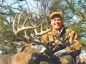 South Dakota Whitetail